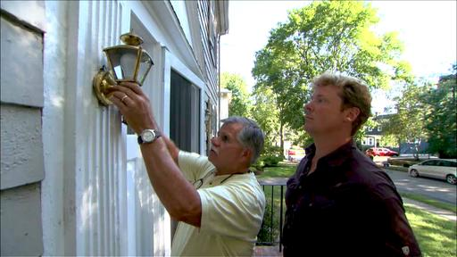 Rose Transplant, Exterior Sconces Video Thumbnail