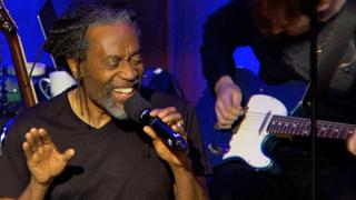 Bobby McFerrin Performs