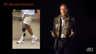 30 Second Science: Hugh Herr