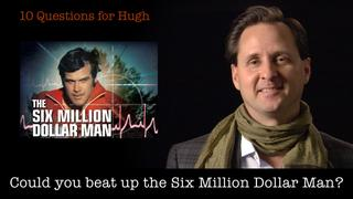 10 Questions for Hugh Herr