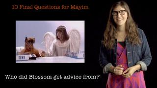 10 Final Questions for Mayim Bialik