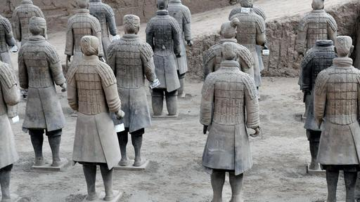 China's Terracotta Warriors Video Thumbnail