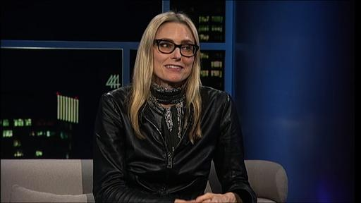Singer-songwriter Aimee Mann Video Thumbnail