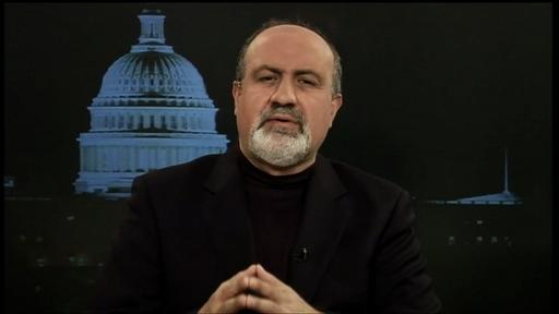 Author Nassim Nicholas Taleb Video Thumbnail