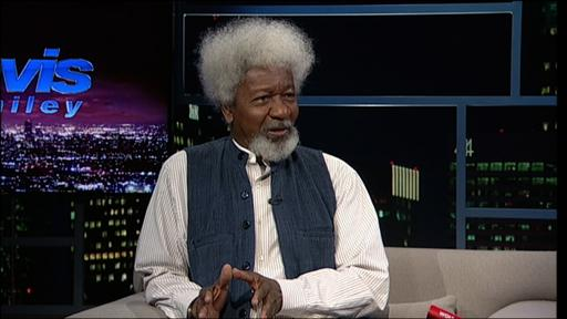 Nobel laureate Wole Soyinka Video Thumbnail