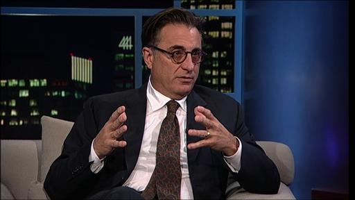 Actor-producer Andy Garcia Video Thumbnail
