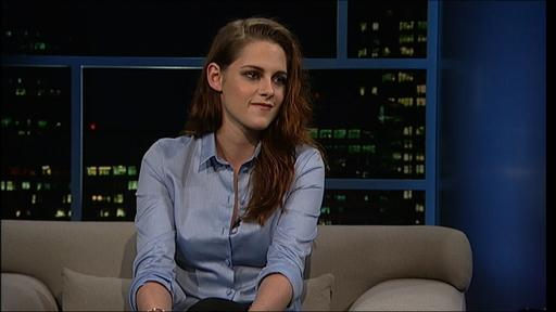 Actress Kristen Stewart Video Thumbnail