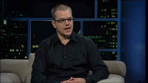 Actor-writer-producer Matt Damon, Part 1 Video Thumbnail