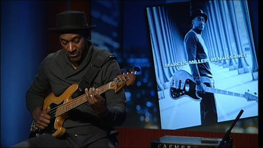 Jazz musician Marcus Miller Video Thumbnail