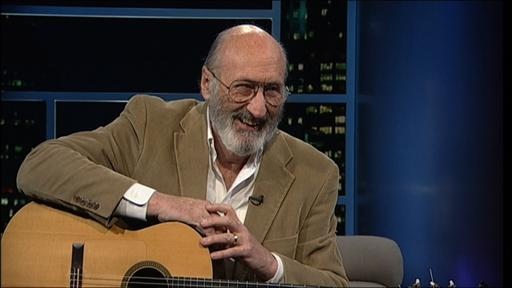 Singer-songwriter Noel 'Paul' Stookey Video Thumbnail