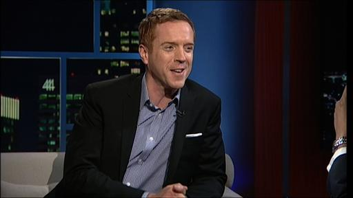 Actor Damian Lewis: December 20th, 2012 Video Thumbnail