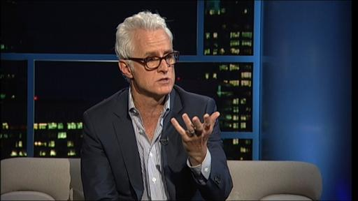 Actor John Slattery: December 20th, 2012 Video Thumbnail