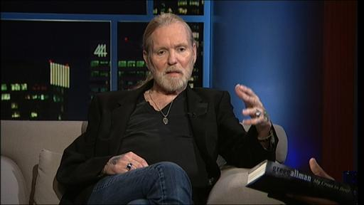 Musician Gregg Allman Video Thumbnail
