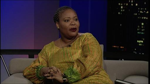 Nobel laureate Leymah Gbowee Video Thumbnail