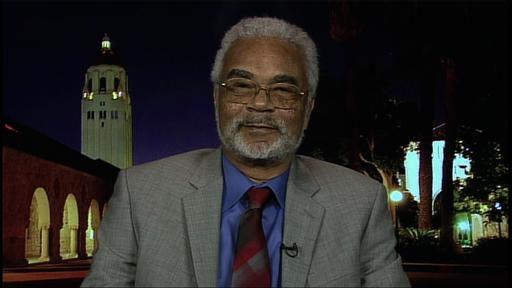 Historian Clayborne Carson Video Thumbnail