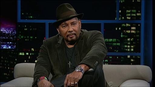 Singer Aaron Neville Video Thumbnail