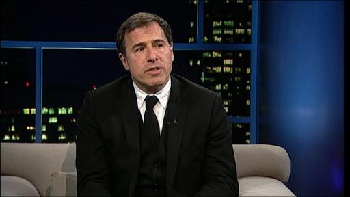 Writer-director David O. Russell Video Thumbnail