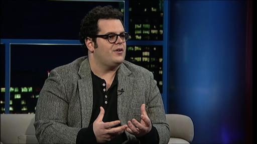 Actor Josh Gad Video Thumbnail