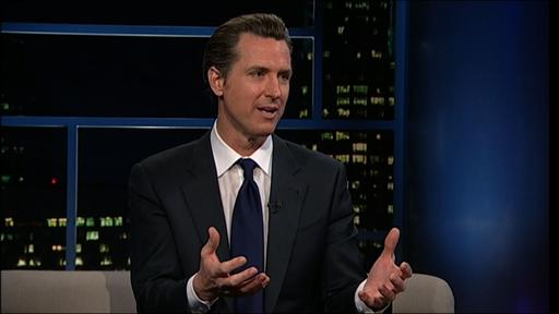 California Lt. Gov. Gavin Newsom Video Thumbnail