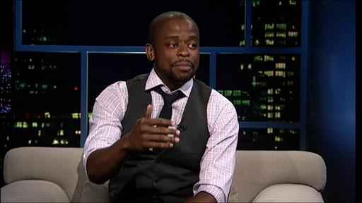 Actor Dulé Hill Video Thumbnail