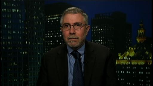 Economist Paul Krugman Video Thumbnail