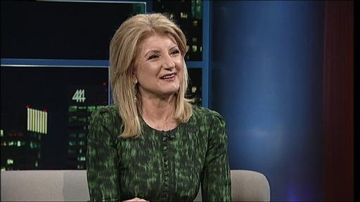 Entrepreneur Arianna Huffington Video Thumbnail