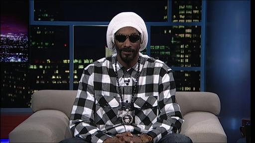 Rapper Snoop Lion Video Thumbnail