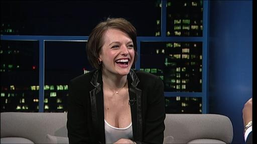 Actress Elisabeth Moss Video Thumbnail