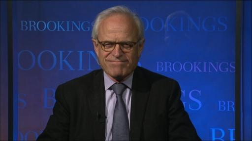 Former U.S. ambassador to Israel Martin Indyk Video Thumbnail