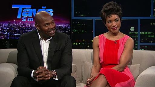 Actress Angela Bassett &amp; director Antoine Fuqua Video Thumbnail