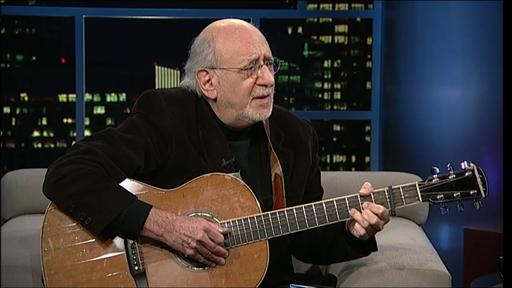 Musician-singer-songwriter Peter Yarrow Video Thumbnail