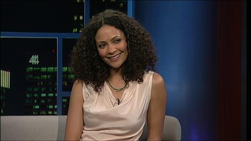 Actress Thandie Newton Video Thumbnail