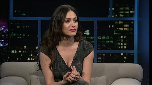 Actress-singer Emmy Rossum Video Thumbnail