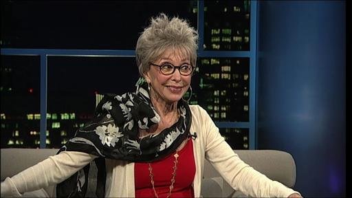 Actress Rita Moreno, Part 1 Video Thumbnail