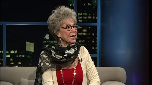Actress Rita Moreno, Part 2 Video Thumbnail