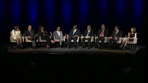 Latino Nation  Panel discussion, Part 1 Video Thumbnail