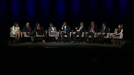 Latino Nation  Panel discussion, Part 2 Video Thumbnail