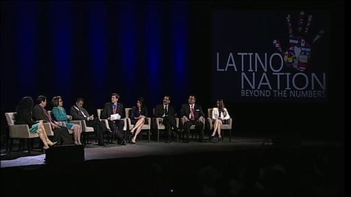 Latino Nation  Panel discussion, Part 3 Video Thumbnail
