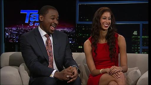 Alvin Ailey American Dance Theater&#8217;s Robert Battle &amp; Alicia Video Thumbnail