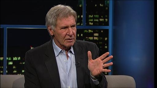 Actor Harrison Ford Video Thumbnail