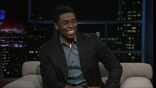 Actor Chadwick Boseman Video Thumbnail