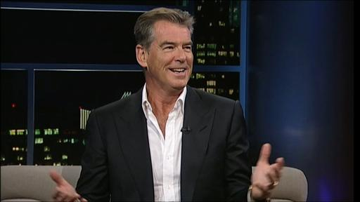 Actor Pierce Brosnan Video Thumbnail