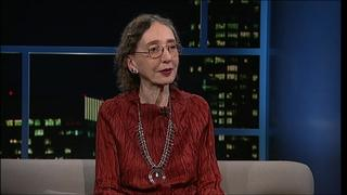 Writer Joyce Carol Oates