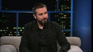 Investigative journalist Jeremy Scahill