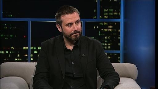 Investigative journalist Jeremy Scahill Video Thumbnail