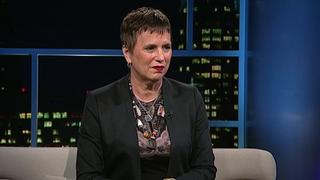 Playwright-activist Eve Ensler