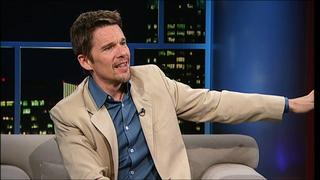 Actor-writer-director Ethan Hawke : May 23rd, 2013