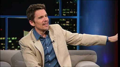 Actor-writer-director Ethan Hawke : May 23rd, 2013 Video Thumbnail
