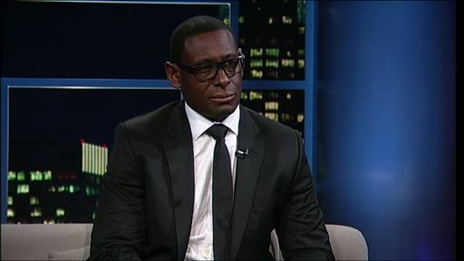 Actor David Harewood Video Thumbnail