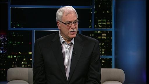Former NBA coach Phil Jackson Video Thumbnail